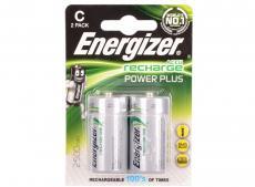 Аккумулятор Energizer Power Plus C 2500 mAh 2шт. в блистере (635674/E300321800)