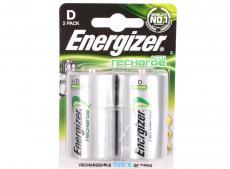 Аккумулятор Energizer Power Plus D 2500mAh (2шт в блистере) (E300322000)(635675)