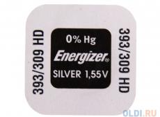Батарейки Energizer Silver Oxide 393/309 1шт. (635312)