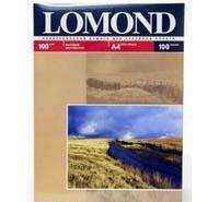 0102002 бумага LOMOND (A4, 100гр, 100л) Photo Матовая/Матовая