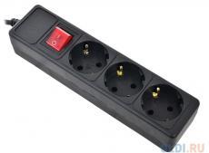 сетевой фильтр sven optima base 3 розетки 1.8м