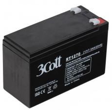 Аккумулятор 3Cott 12V7Ah