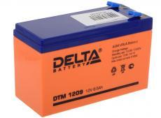 Аккумуляторная батарея Delta DTM 1209 (12V/9Ah)