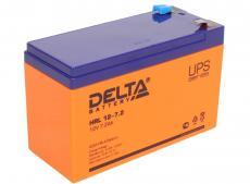 Аккумулятор Delta HRL 12-7.2 12V7.2Ah