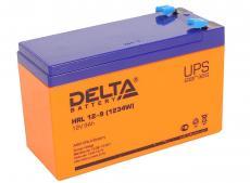 Аккумулятор Delta HRL 12-9 12V9Ah