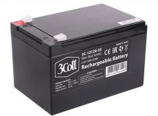 Аккумулятор для ИБП 3Cott 3C-12120-5S, 12 В, 12 Ач 5 Star Series