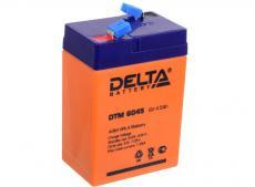 Аккумуляторная батарея DTM 6045 Delta