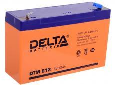 Аккумуляторная батарея DTM 612 Delta