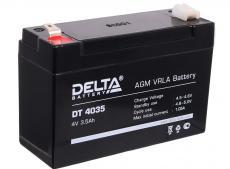 аккумуляторная батарея dt 4035 delta