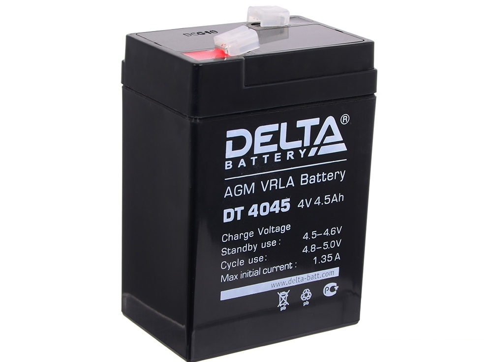 Аккумуляторная батарея DT 4045 Delta