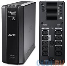 ИБП APC BR1200GI Power Saving Back-UPS Pro 1200VA/720W