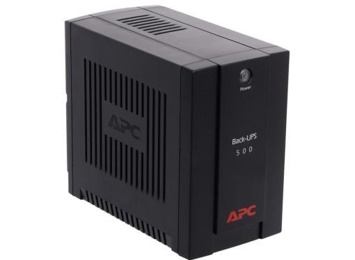 ИБП APC BACK 500VA BX500CI