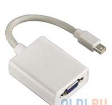 Адаптер mini DisplayPort - VGA, Hama H-53247