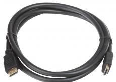 Кабель HDMI 19M/19M 1.8m ver:1.4 +3D/Ethernet AOpen [ACG511D-1.8M] 2 фильтра, позолоченные контакты