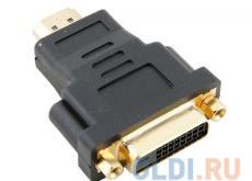 Адаптер (переходник) HDMI - DVI-D 19M/25F VCOM [VAD7819] позолоченные контакты