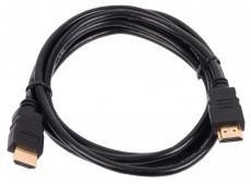 Кабель цифровой HDMI19M to HDMI19M, V1.4+3D, 2m, TV-COM (CG501N-2M)