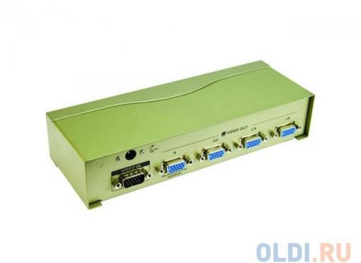Разветвитель VGA 1 to 4 VS-94A Vpro mod:DD124 350MHz [VDS8016]