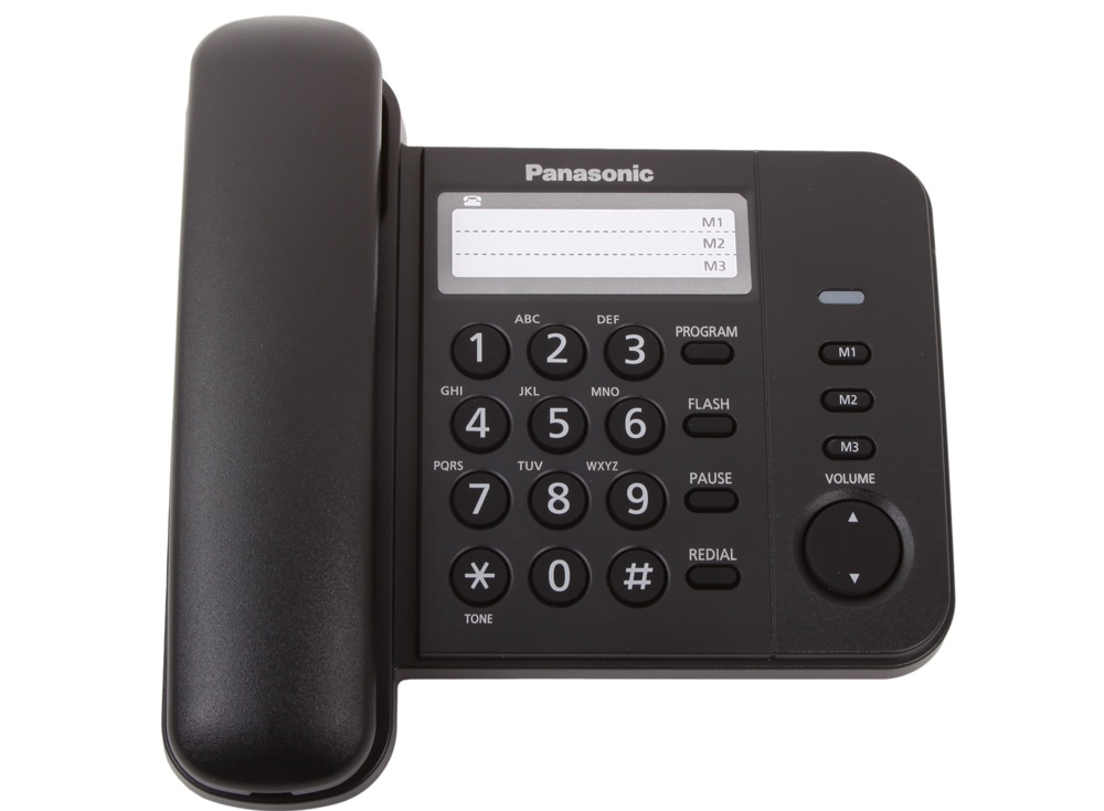 Телефон Panasonic KX-TS2352RUB (Flash)
