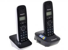 Телефон DECT Panasonic KX-TG1612RU1
