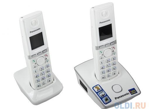 Телефон DECT Panasonic KX-TG8052RUW