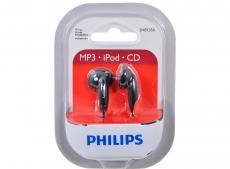 Наушники Philips SHE 1350  16-20000 Гц . 16 Ом  100 дБ