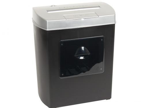 Шредер Geha X7-4x40 CD (DIN P-4 O-3 T-4) фрагмент 4x40мм, 7 листов, 18 литров, Уничт.скобы, пл.карты, CD