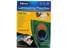 Плёнка для ламинирования Fellowes A3, 100 мкм