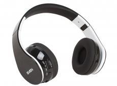 Гарнитура SVEN AP-B450MV, черно-белые (Bluetooth)