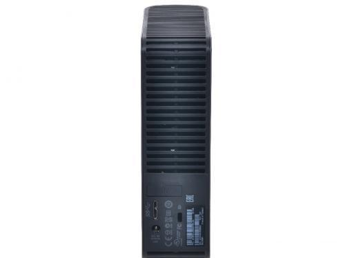 Внешний жесткий диск WD Elements Desktop 3Tb (WDBWLG0030HBK-EESN)