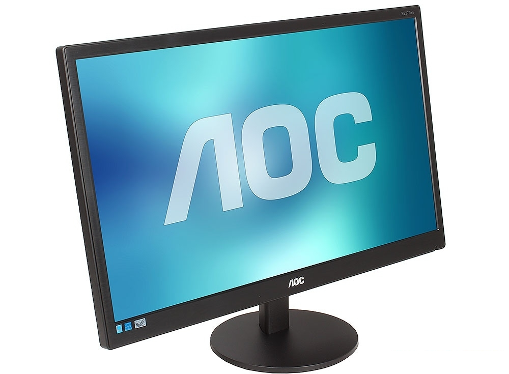 Монитор AOC E2270SWHN 21.5