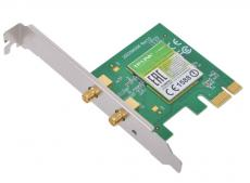 Беспроводной Wi-Fi адаптер TP-Link TL-WN881ND 802.11bgn, 300Mbps, 2.4GHz, PCI-E