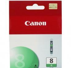 Чернильница Canon CLI-8G для PIXMA Pro9000. Зелёный. 5845 страниц.