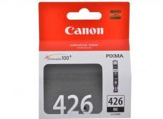 Картридж Canon CLI-426BK для iP4840, MG5140, MG5240, MG6140, MG8140. (4556B001). Чёрный. 1505 страниц.