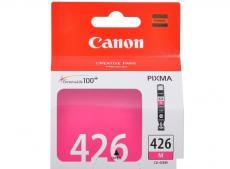 Картридж Canon CLI-426M для iP4840, MG5140, MG5240, MG6140, MG8140. Пурпурный. 446 страниц.