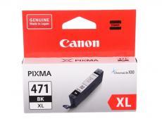Картридж Canon CLI-471XL BK для MG5740, MG6840, MG7740. Чёрный. 810 страниц.