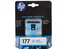 Картридж HP C8774HE (№177) светло-голубой PSM8253