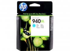 Картридж HP C4907AE №940XL для Officejet Pro 8000 8500 голубой