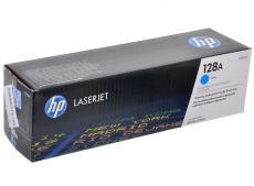Картридж HP CE321A (№128A) Голубой CLJ CP1525n/CM1415fn