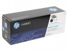 Картридж HP CF218A (HP 18A) для HP LaserJet Pro M104/MFP M132. Чёрный. 1400 страниц.