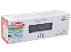 Картридж Canon 712 для принтеров LBP 3010_3020. Чёрный. 1500 страниц.