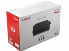 Картридж Canon 724 для LBP 6750/6750N/6750DN. Чёрный. 6000 страниц.
