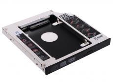"""ORIENT UHD-2SC12  Шасси для 2.5"""" SATA HDD для установки в SATA отсек оптического привода ноутбука 12.7 мм"""