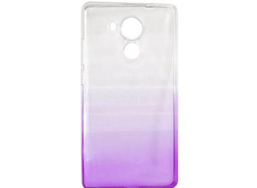 Крышка задняя для Huawei MATE 8 Силикон Фиолетовый
