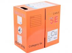 Сетевой кабель бухта 305м UTP 5e 4 пары