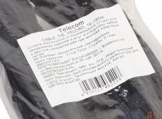 Стяжка-липучка для кабеля 16х185мм, нейлон, упаковка 100шт, Telecom (100шт./уп.)