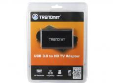 адаптер trendnet tu3-hdmi hdmi-адаптер с интерфейсом usb3.0 совместим с windows 8 (32 / 64-bit), windows 7 (32 / 64-bit), vista (32 / 64-bit), xp (32-
