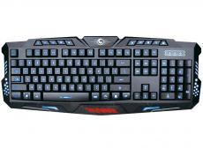 игровая проводная клавиатура с подсветкой marvo k636 (k936) - 114 кл, 10 кл мультимедиа, подсветка