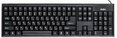 Клавиатура SVEN Standard 303 USB чёрная