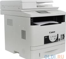 МФУ Canon I-SENSYS MF411DW (копир-принтер-сканер 33стр./мин., ADF, Duplex, LAN, Wi-Fi, A4, 3000стр./мес.)