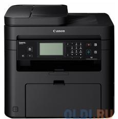 МФУ Canon I-SENSYS MF237w (копир-принтер-сканер, 23стр./мин.,  ADF, LAN, Wi-Fi, факс, A4)